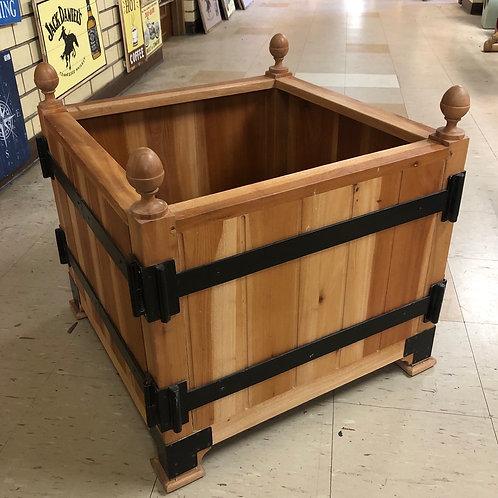 Indoor Planter Box (Wood)