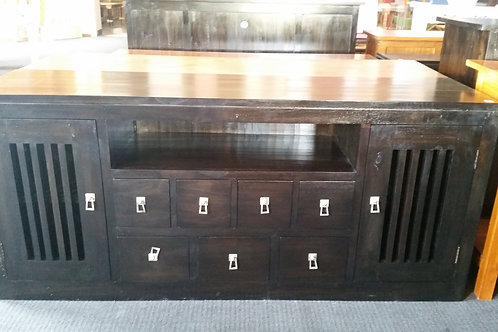 Entertainment Unit with 7 CD/DVD