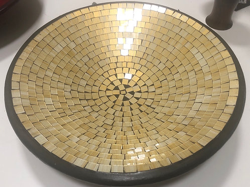 Mozaic Plate Round  (Large)