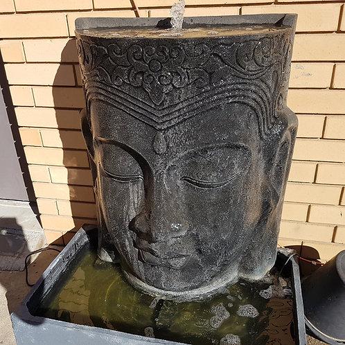 WATER FEATURE BUDDHA HEAD