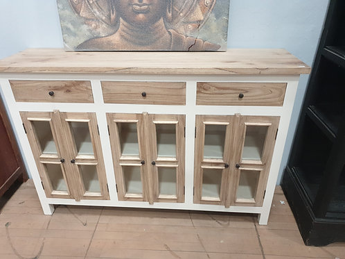 Buffet with doors , 3 drawers