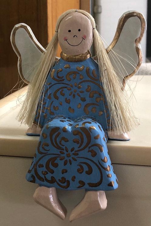 Sitting Angel  20cm