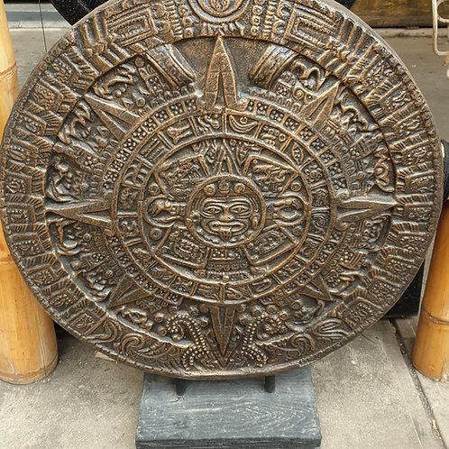 Plaque Aztec