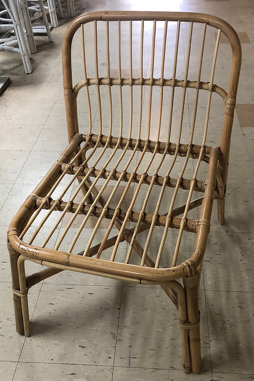 Cane Chair Low Back