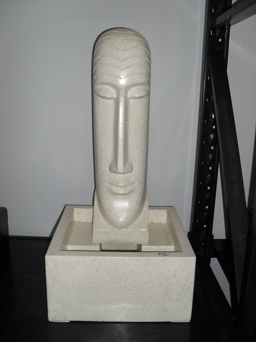 WATER FEATURE EASTER ISLAND HEAD