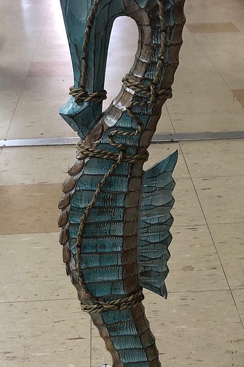 SeaHorse Wooden (Medium)