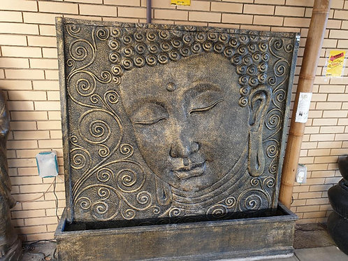 WATER FEATURE BUDDHA FACE 2M