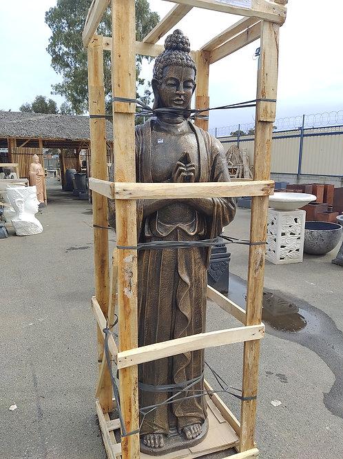 Standing Buddha Praying 215cm