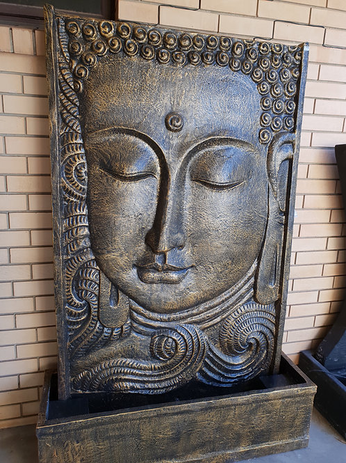 WATER FEATURE BUDDHA FACE