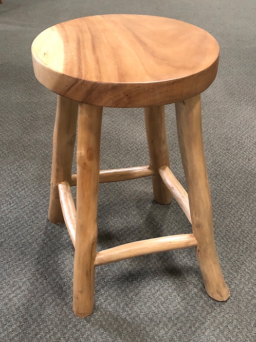 Small Round Stool (Wooden)