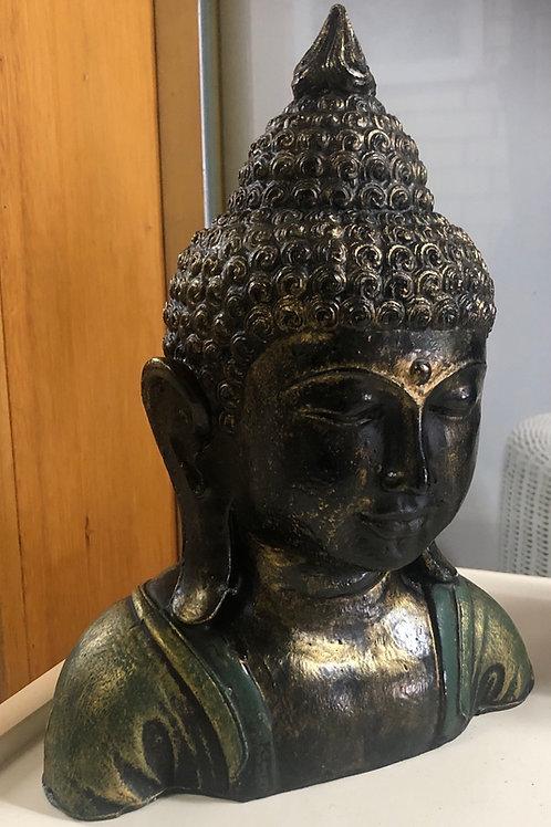Buddah Head (Resin)