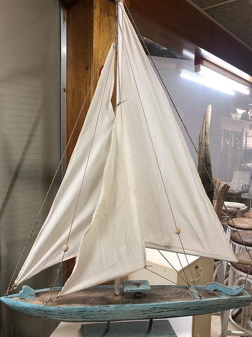 Sailing Boad Wooden (Large)