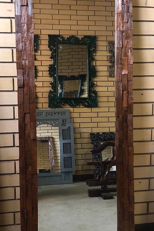 Mirror 180cm Wooden