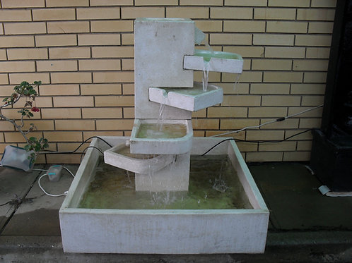 WATER FEATURE PLATE TO PLATE