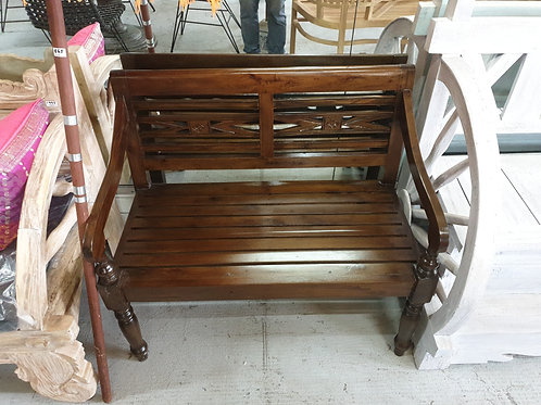 Risban 2 seater bench