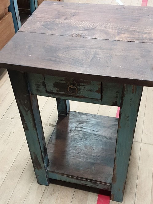 Boatwood Lamp table