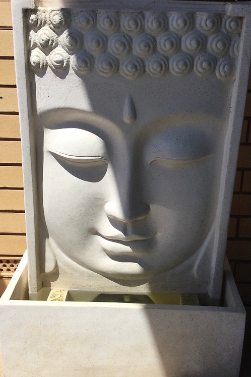 Buddha Face Water Feature 100cm