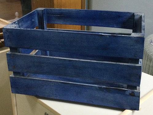 Crate Wooden 46cm