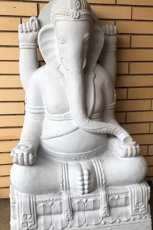 Ganesha White