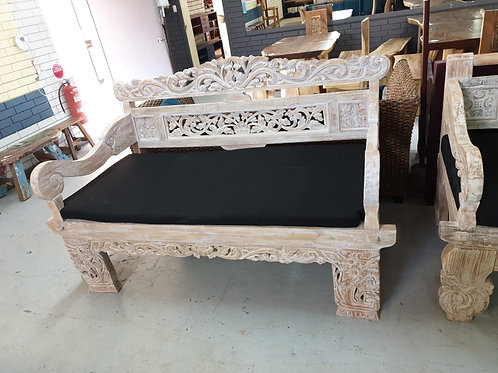 White wash daybed