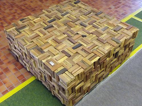 Artistic woodern coffee table