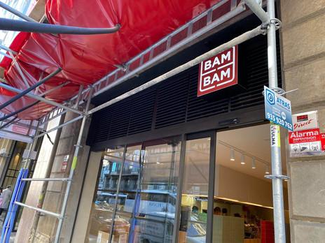 RESTAURANTE BAM BAM BARCELONA