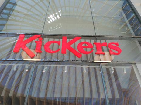 Próxima apertura Kickers Barcelona