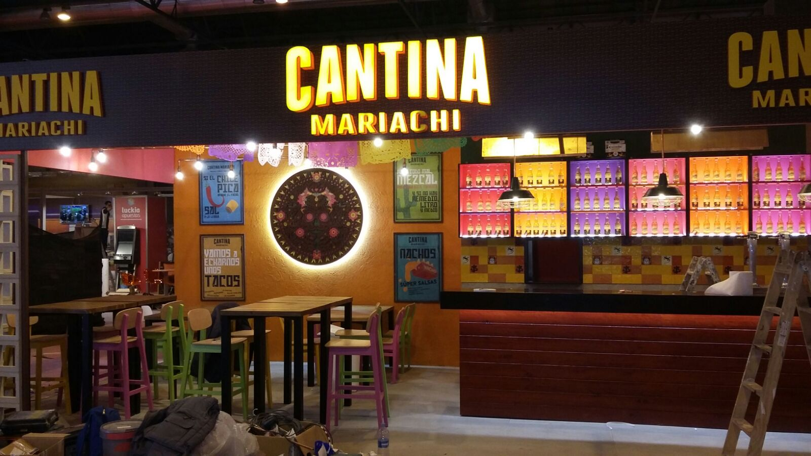 Cantina Mariachi (Expofranquicias)