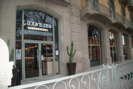 LUX&BURG llega a Barcelona