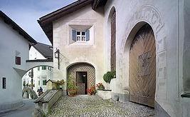 Historical holiday house in Engadin Switzerland