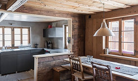 Traditional and cosy Walser holiday house Sedrun