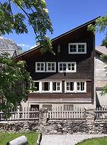 Holiday house Andermatt design