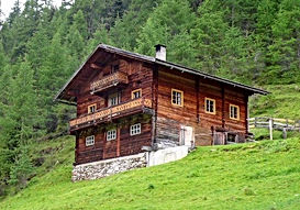 Cosy barn near Flims Laax