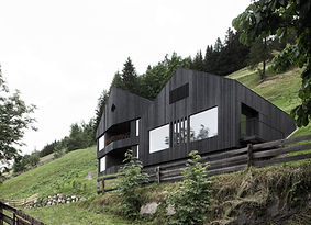 Design house South Tirol mountains