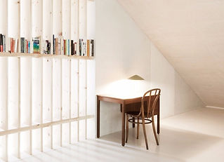 Design interior holiday house Italy