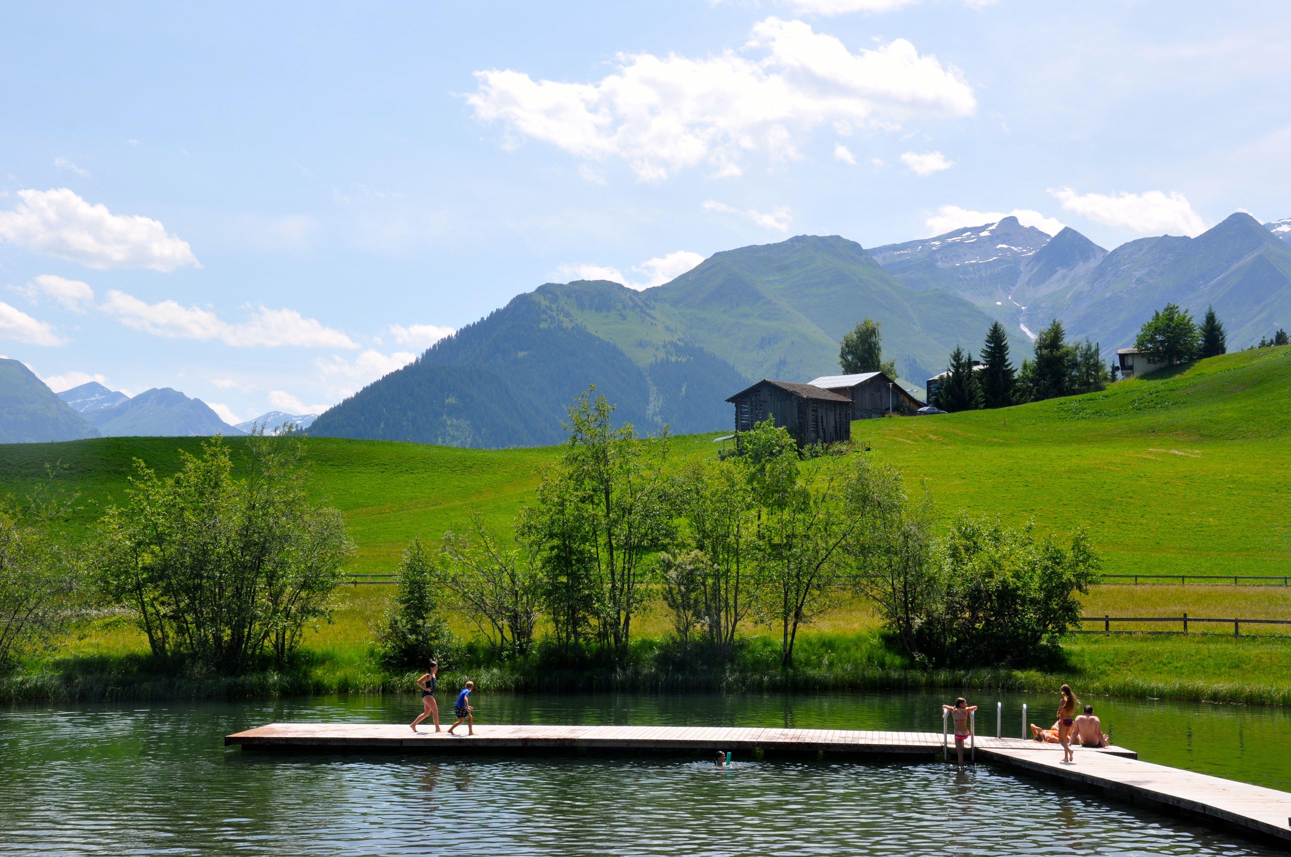 Lake Davos Munts
