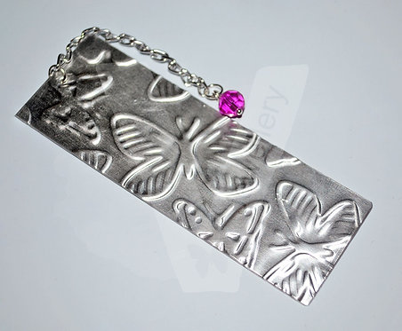 Embossed Bookmark *9 Designs Available*