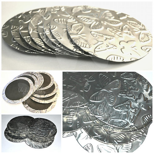 Embossed Coaster *9 Designs Available*