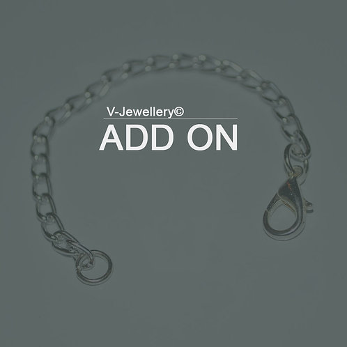 ADD ON: Chain Bracelet Strap