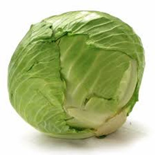 Green Cabbage - Head