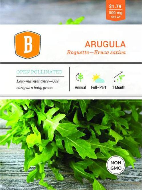 Arugula Seed