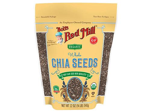 Chia Seeds - Organic