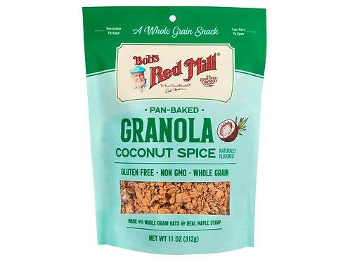 Granola Coconut Spice