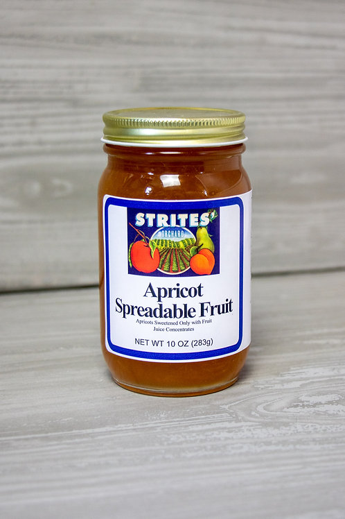 No Added Sugar Apricot Spreadable Fruit