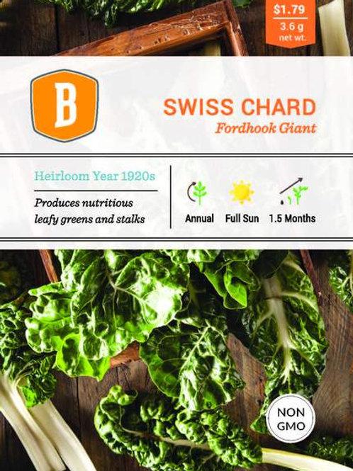 Swiss Chard Seed
