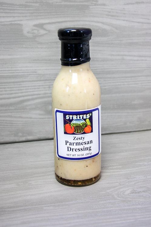 Strites' Zesty Parmesan Salad Dressing