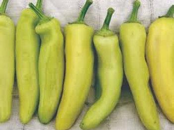 Hot Hungarian Wax Peppers - Quart