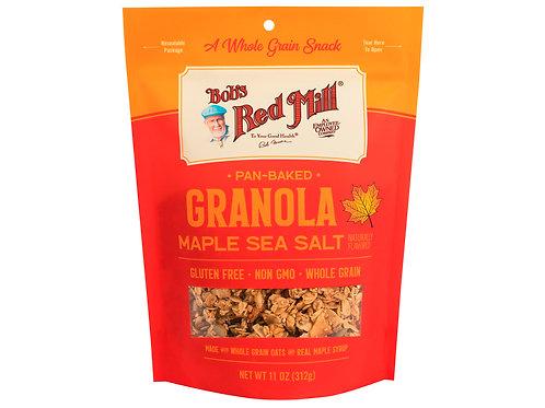 Granola Maple Sea Salt