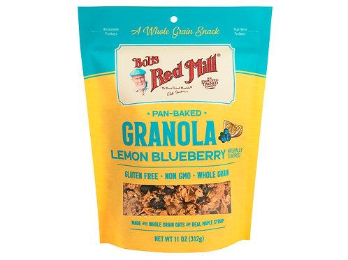 Granola Lemon Blueberry