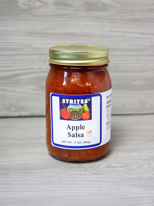 Strites' Apple Salsa -Medium